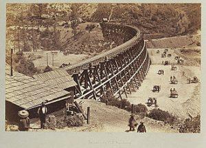 セントラル・パシフィック鉄道(1869年ごろ)